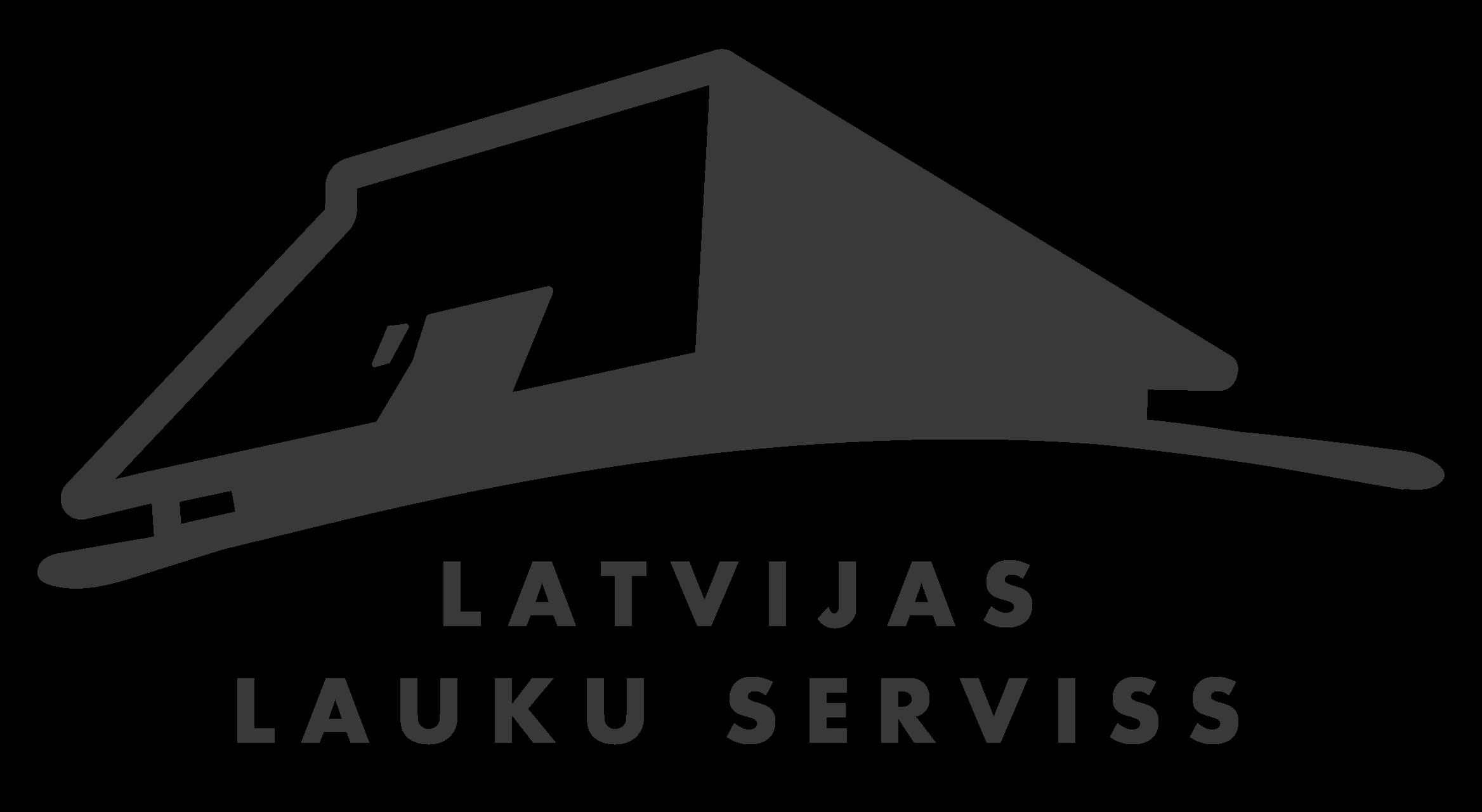 Latvijas Lauku Serviss logo